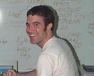 "Tom Anderson, aka ""Tom of Myspace"""