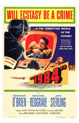 1984 (1956 movie poster)