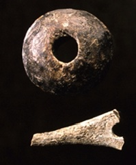 Examples of objects found at L
