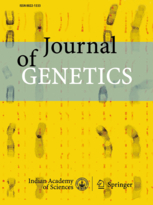 A cover of The Journal of Genetics