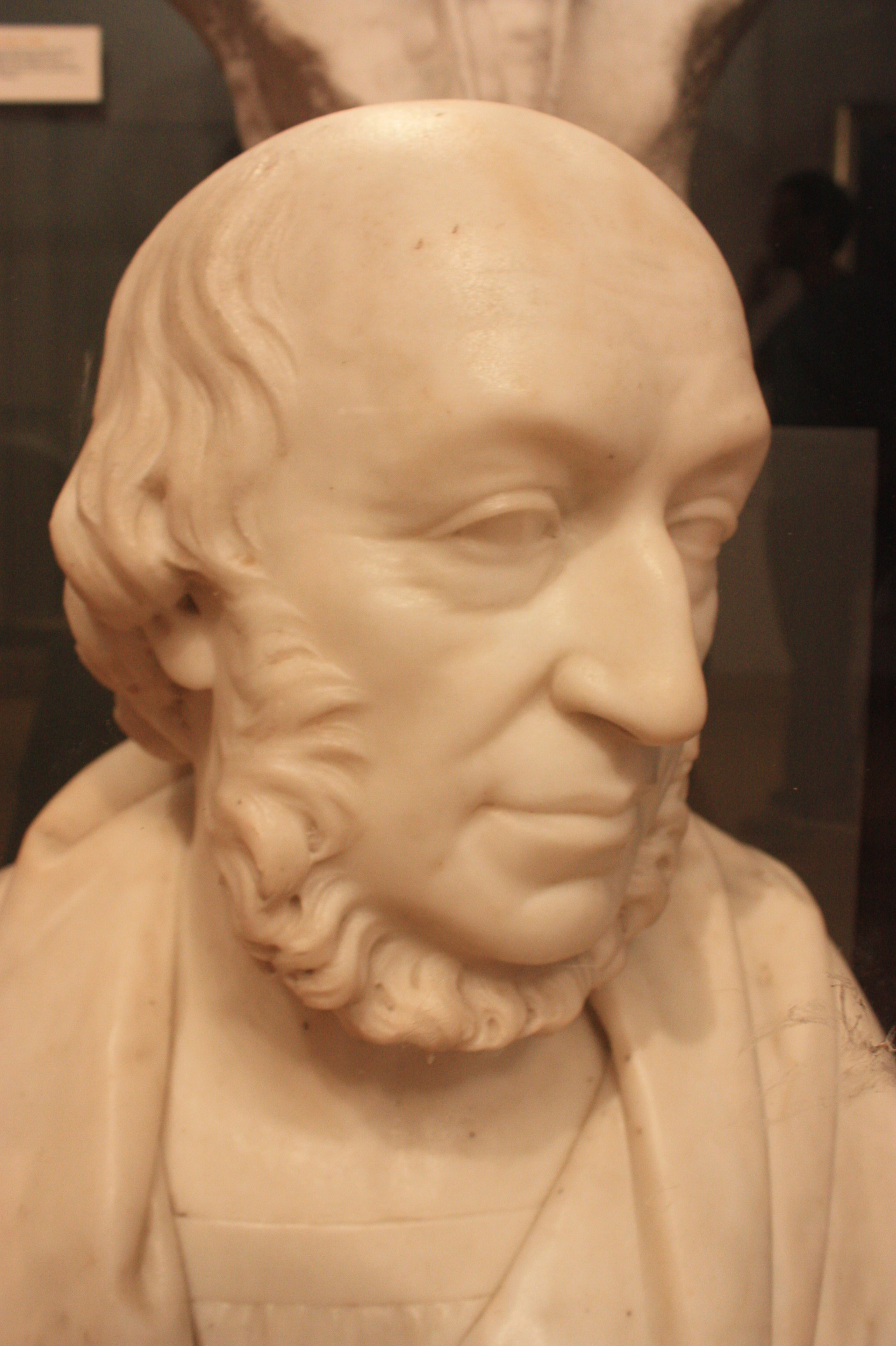 Bust of James Beaumont Neilson, People's Palace, Glasgow