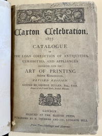 Caxton celebration Revised Edition