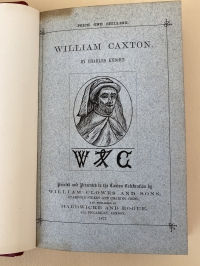 Charles Knight William Caxton 1877 edition