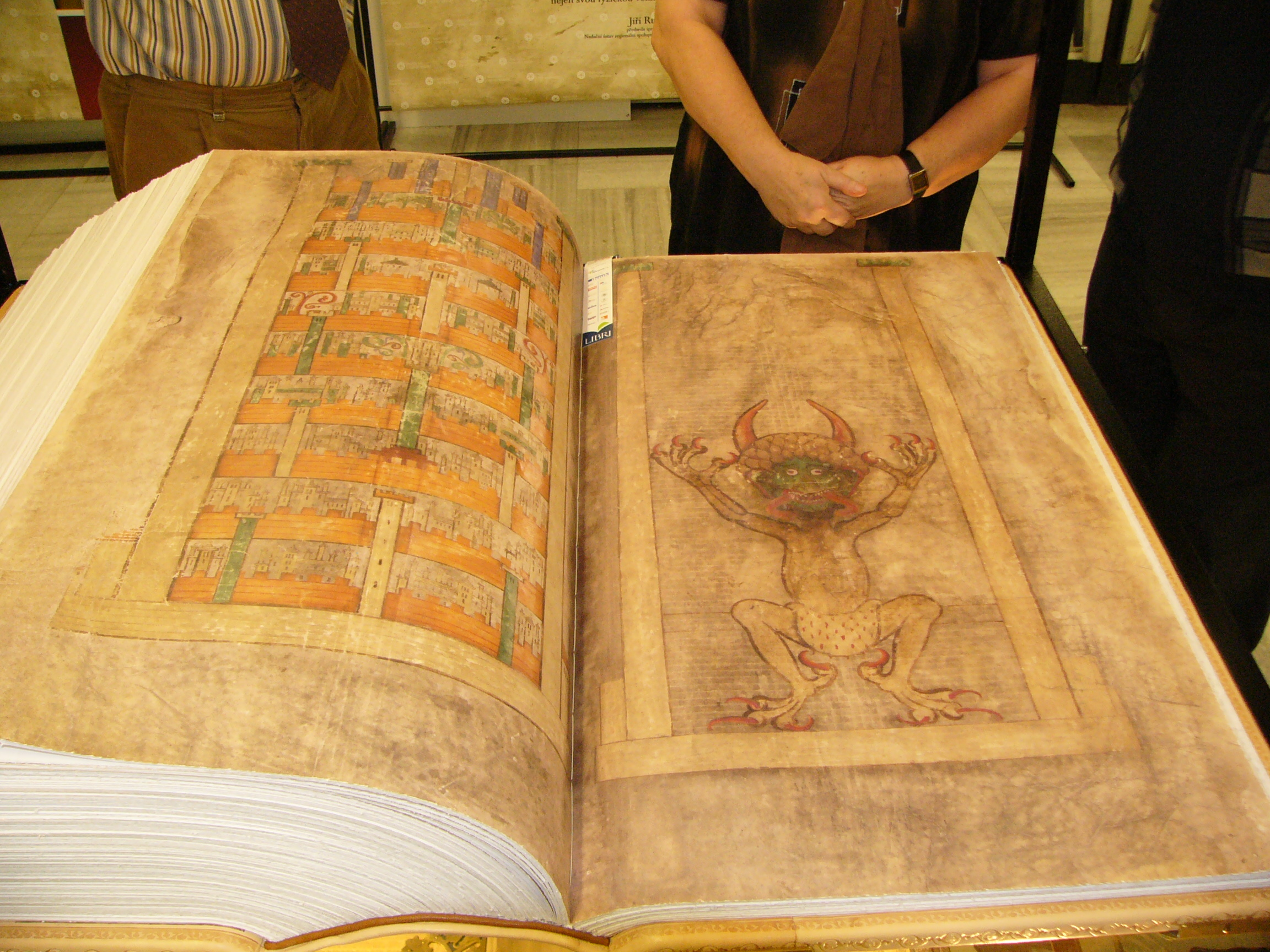 Codex Gigas facsimile (1)