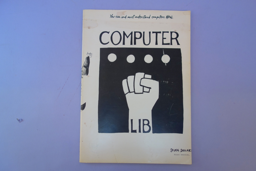 Cover of Nelson's Computer Lib & Dream Machines