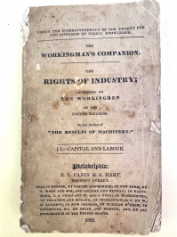 American edition of Knight's The Rights of Industry