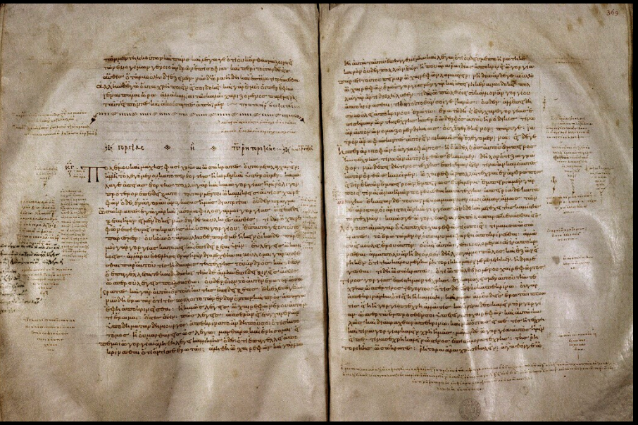 fo. 386v-3...from the Clarke Plato, Bodleian Library MS. E. D. Clarke 39.