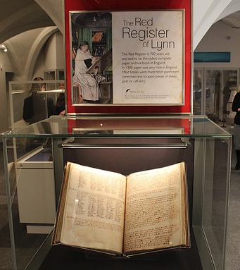 The Red Register of King