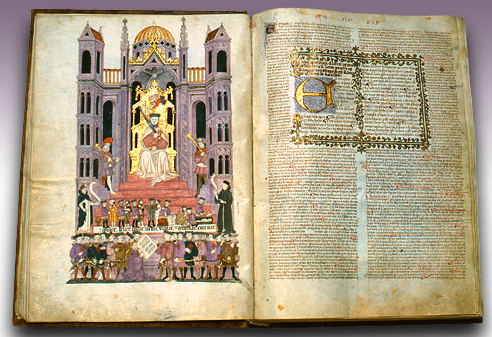 Facsimile edition of the Alba Bible