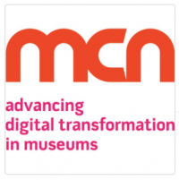 Museum Computer Network logo in 2020.