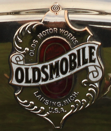 The first Oldsmobile logo.