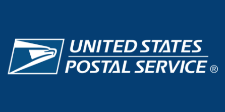 U. S. Postal Service logo in use in 2020.