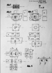 Diagrams from Zuse's May 1936