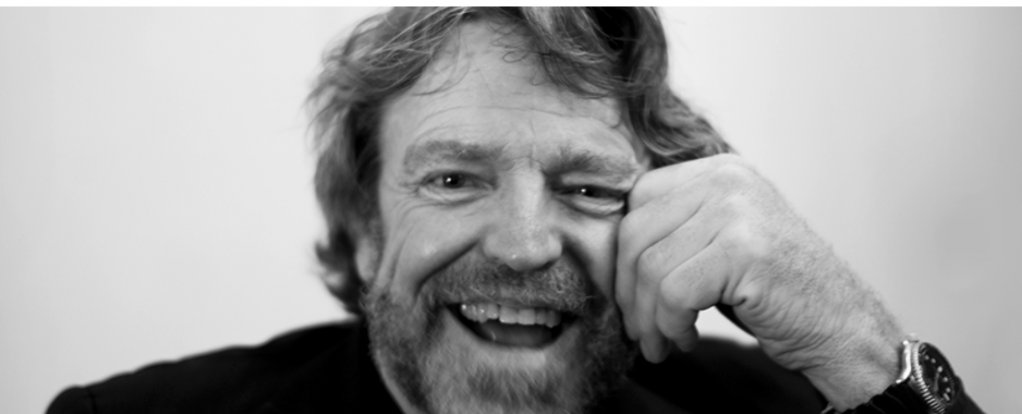 John Perry Barlow. Photo by Joi Ito.