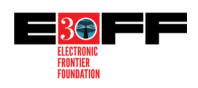 Electronic Frontier Foundation 30th Anniversary logo