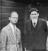 McCulloch (right) and Pitts (left) in 1949
