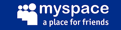 Old myspace logo