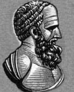 Artist's rendering of Hipparchus