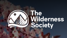 LOGO OF THE WILDERNESS SOCIETY
