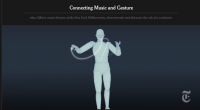 Connecting Music and Gesture, video