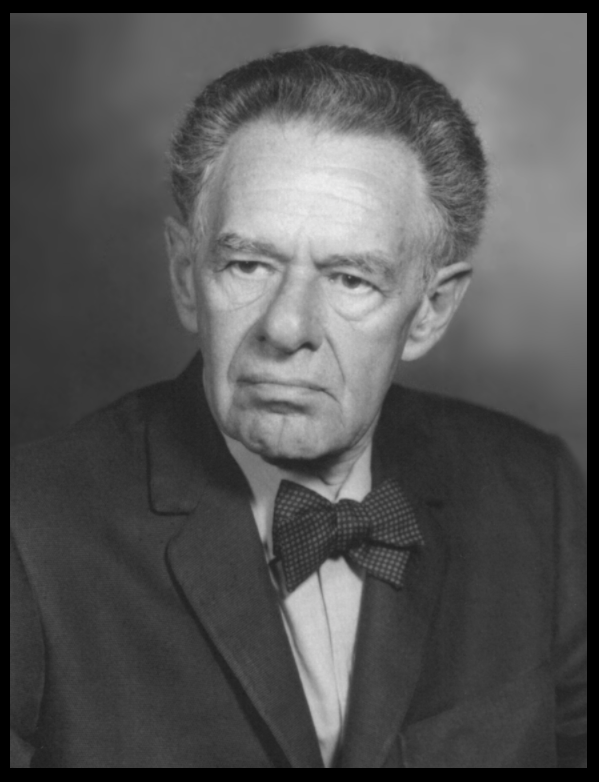 Photo of Fritz Albert Lipmann