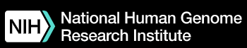 Logo of National Human Genome Research Institute
