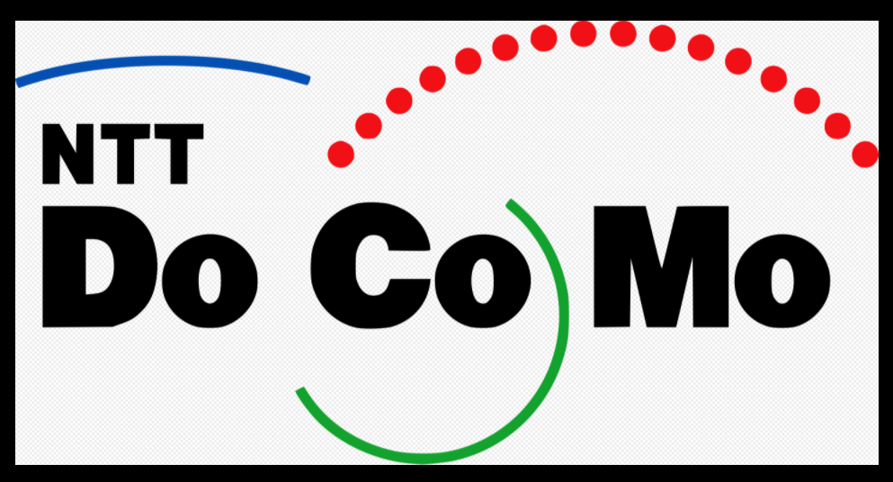 NTT Do Co Mo logo