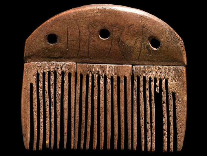 The Vimose comb. National Museum of Denmark.