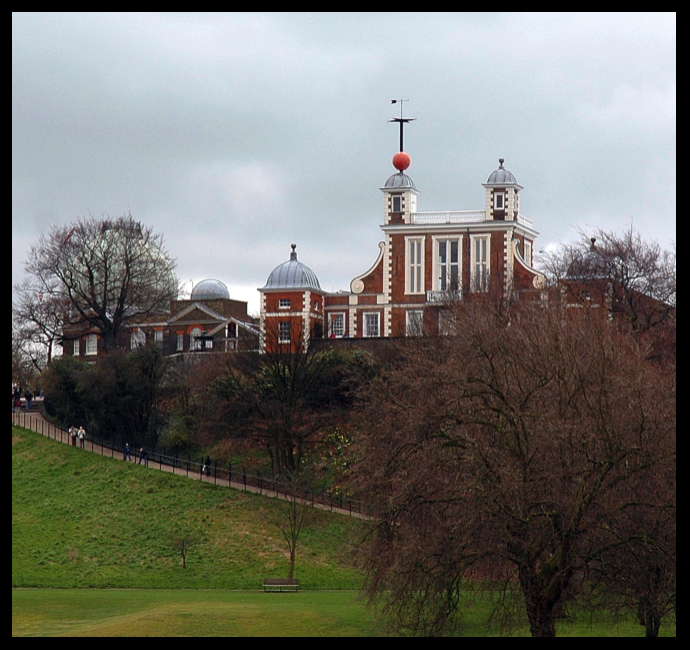 photo of the Royal Observatory, Greenwich
