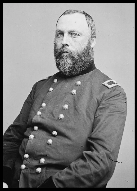 U.S. Army Surgeon General William A. Hammond. Photo preserved in the Library of Congress.