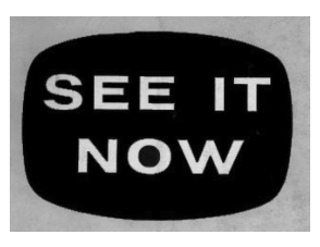 See it Now TV title card