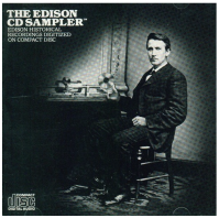 Cover of the Edison CD Sampler