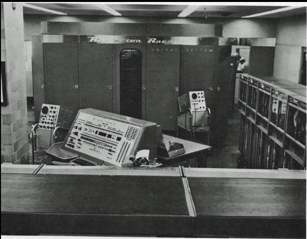 UNIVAC II mainframe computer system