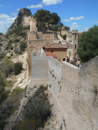 photo of Xativa Castle
