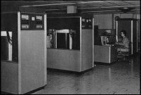 IBM 305 RAMAC at U.S. Army Red River Arsenal