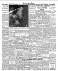 The page in The New York Times in which the press photograph was originally reproduced.
