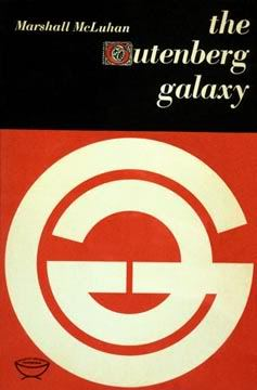 The Gutenberg Galaxy, first edition