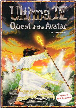 Ultima IV box