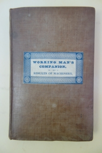 Working Man's Companion binding