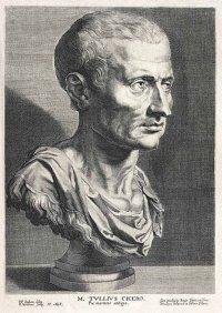 Marcus Tullius Cicero. (View Larger)