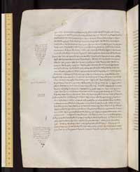 Folio 94v of the Clarke Plato. (View Larger)