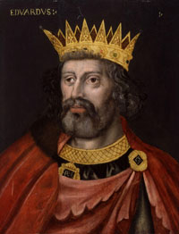 Henry III, by an unknown artist. (View Larger)
