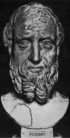 Herodotus of Halicarnassus. (View Larger)