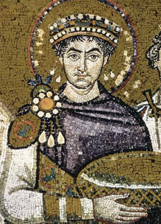 Justinian. (Click to view larger.)
