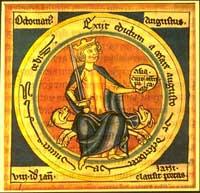 A T-O design from Lambert's Liber Floridus. (View Larger)