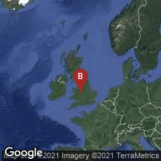 Overview map of Madeley, Telford, England, United Kingdom,Broseley, England, United Kingdom