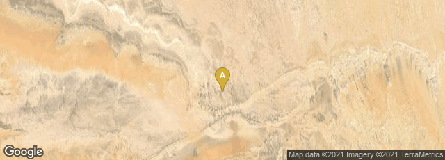 Detail map of New Valley Governorate, Egypt
