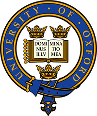 Oxford University's coat of arms. (View Larger)