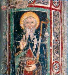 Saint Columbanus.