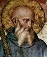 St. Benedict. (Click to view larger.)